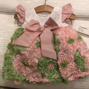 Other - Ava Grace - Dress 6-9m by Haute Baby